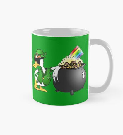 St. Patty's Day Duck MUG Mug