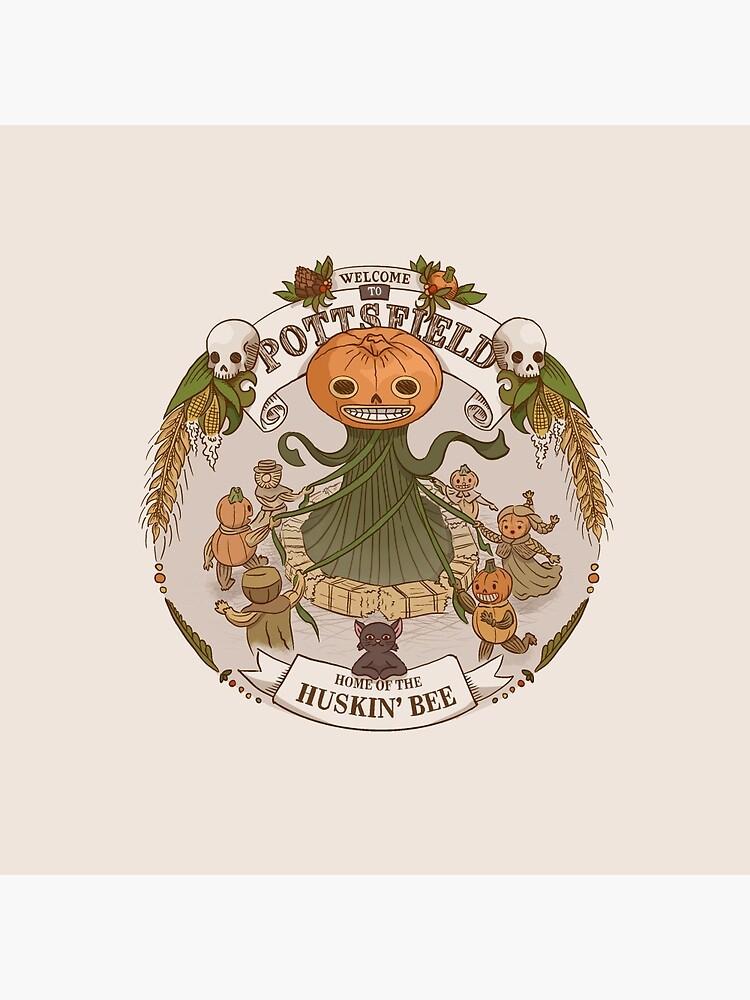 Pottsfield - Home of the Huskin' Bee by zabe-kelsey
