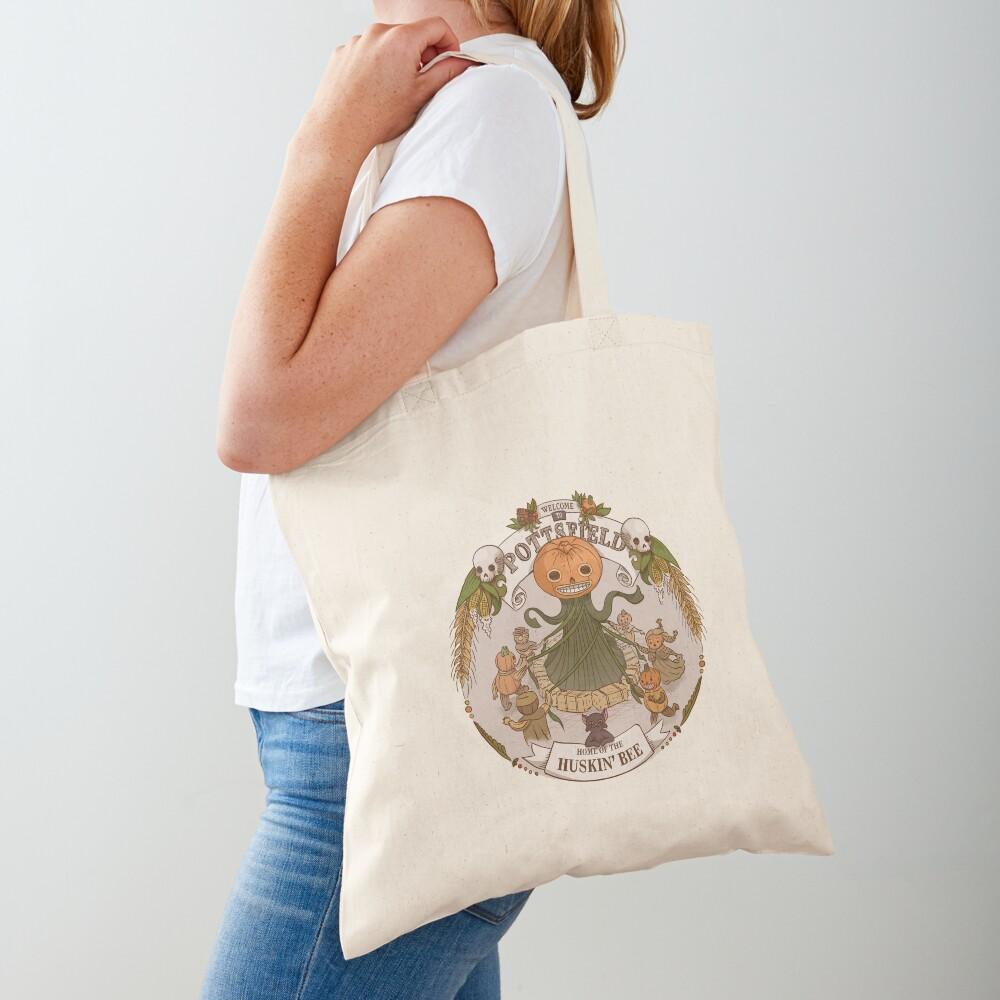 Pottsfield - Home of the Huskin' Bee Tote Bag