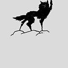 Canis Lupus by RennHarper