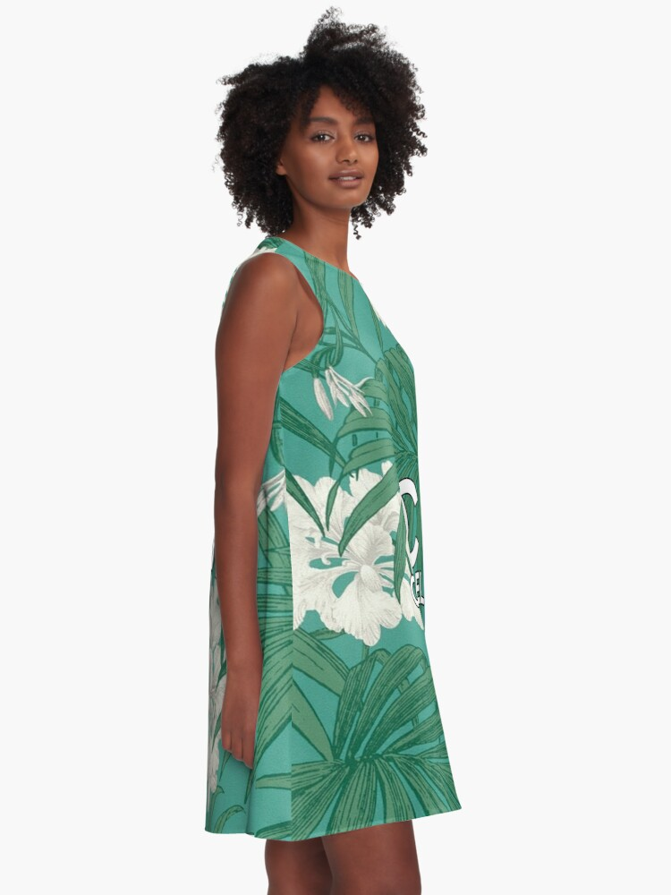 Alternate view of BEST SELLING !!! - TRENDING CANEL A-Line Dress