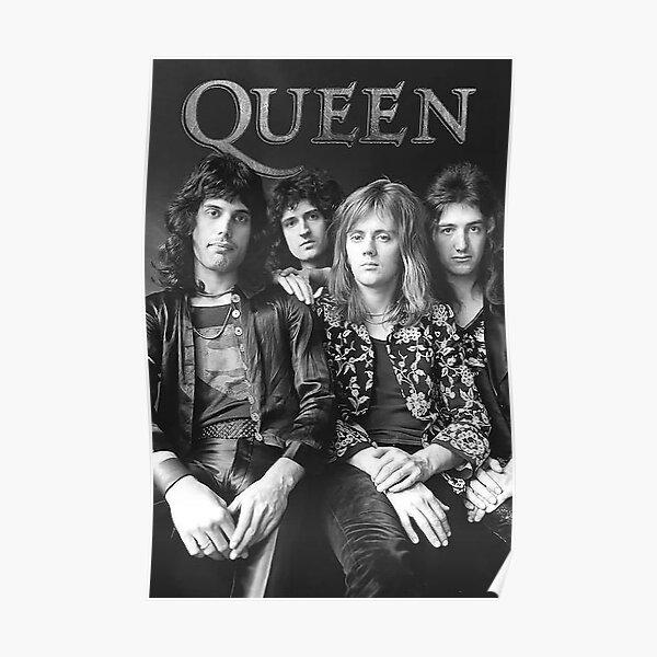 Queen vintage  Poster