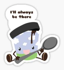 Ice Cream Buddy Sticker