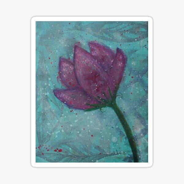 Lotus Bloom Sticker