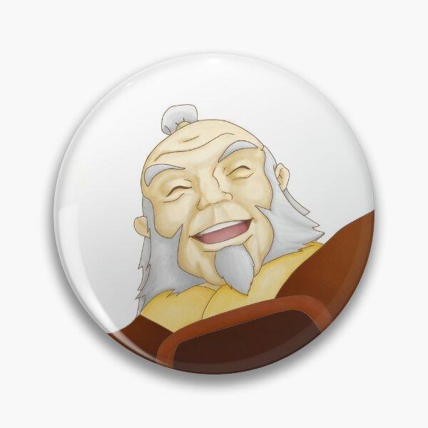 Uncle Iroh/'s Dragon Teapot Quote Enamel Pin