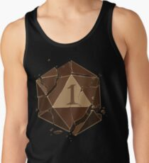 CRITICAL FAIL D20 DICE Tank Top