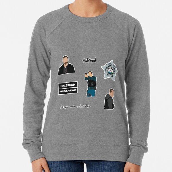 Jay Halstead Sticker Pack Lightweight Sweatshirt