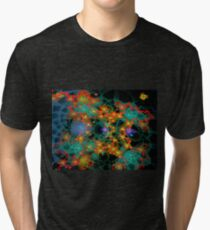 Colorful Static Tri-blend T-Shirt
