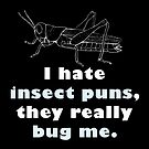 I hate insect puns... by Extreme-Fantasy
