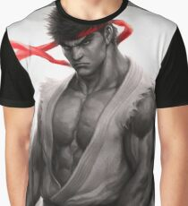 Ryu Graphic T-Shirt