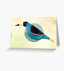 The little thief Greeting Card