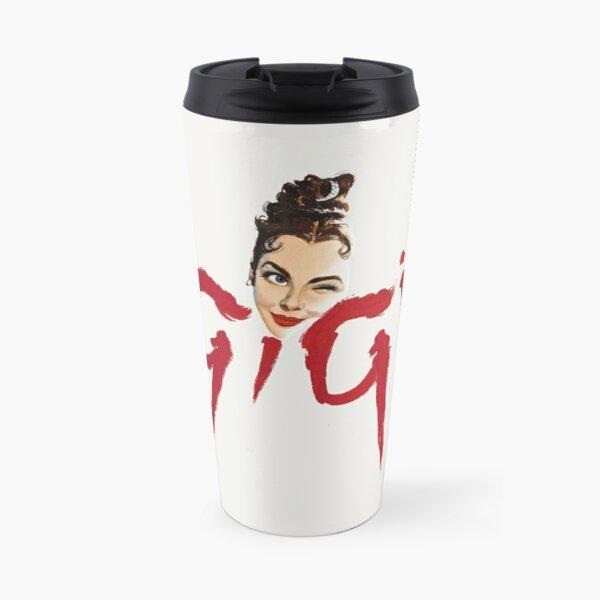 Gigi Movie Poster Travel Mug
