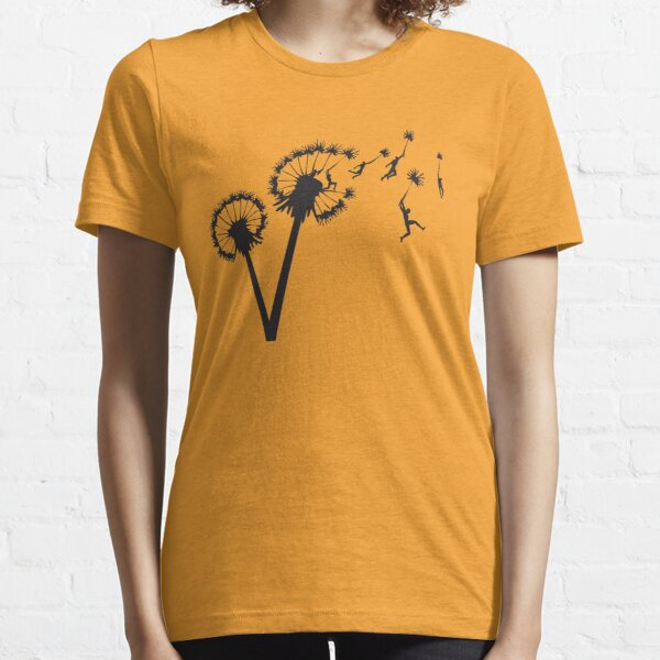 Dandylion People Flight Camiseta esencial