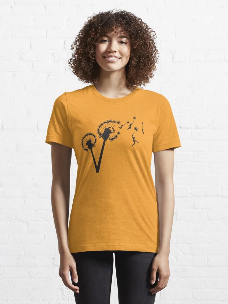 Alternate view of Dandylion People Flight Essential T-Shirt