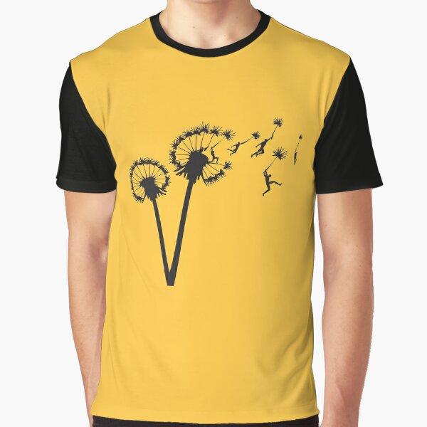 Dandylion People Flight Graphic T-Shirt