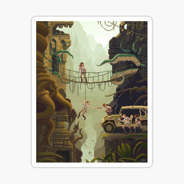 Scene #29: 'The Stolen Idol' Sticker