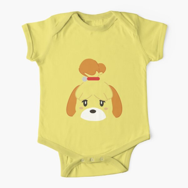 Isabelle Short Sleeve Baby One-Piece