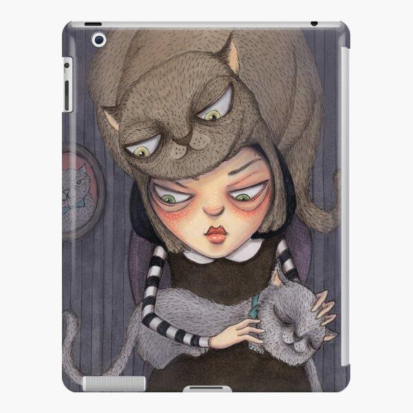 Crazy Cat Lady iPad Snap Case