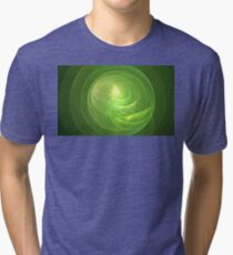 Tree Angel Tri-blend T-Shirt