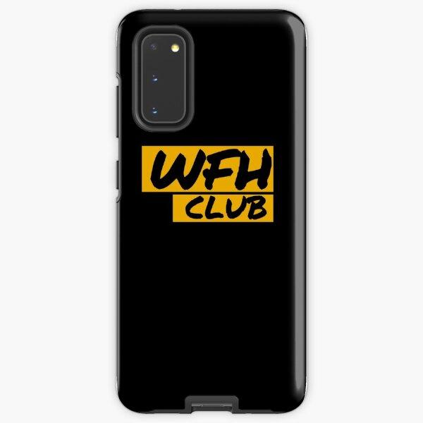 WFH Club Samsung Galaxy Tough Case