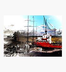 Collage Of Mariner Memories Photographic Print