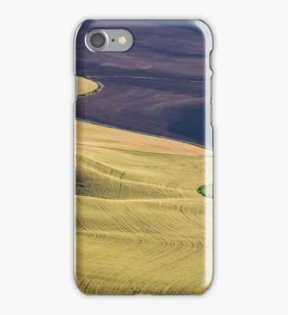 Palouse Canvas iPhone Case/Skin