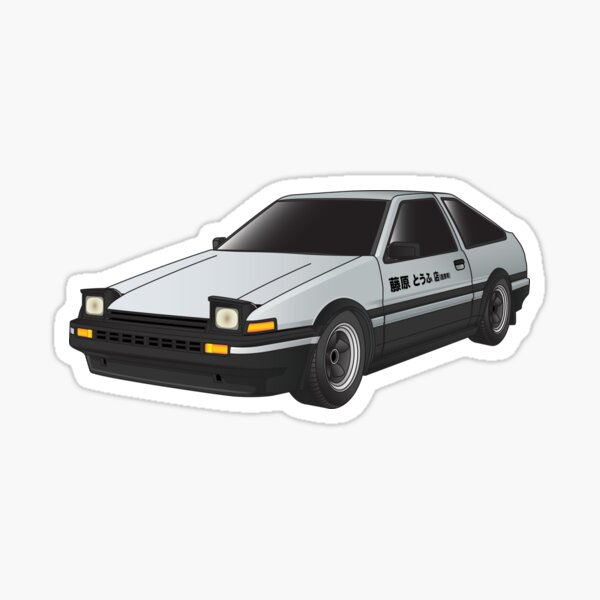 Ae86 Stickers