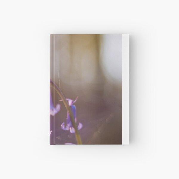 Spring Bluebell Hardcover Journal