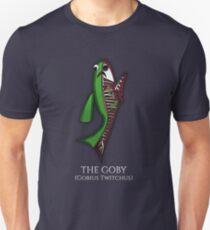 Camiseta ajustada Goby Fish Anatomy