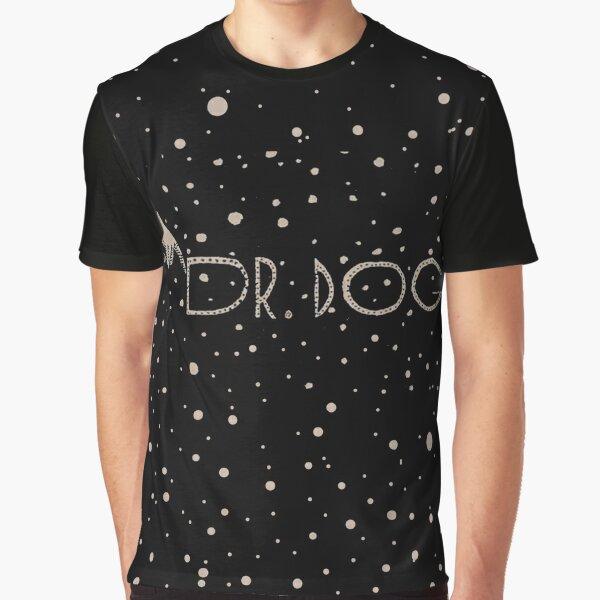 Dr Dog Toothbrush Graphic T-Shirt