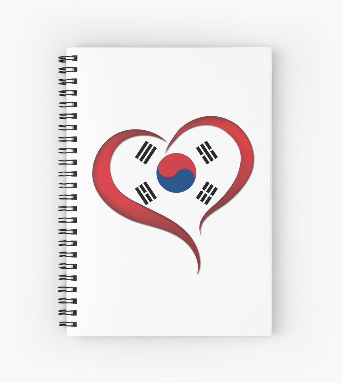 Herz Korea von greeneyedbandit