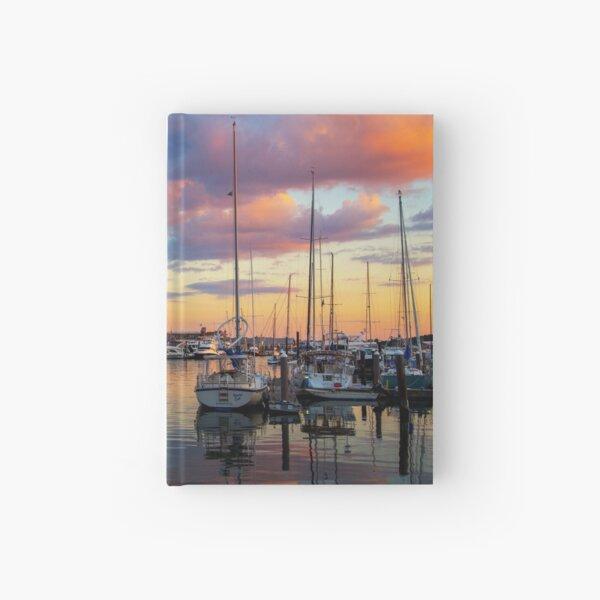 Newports Dusk Hardcover Journal