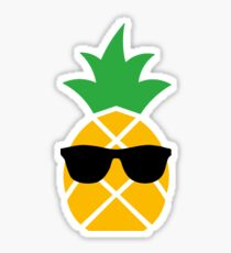 Piña Cool-ada Sticker