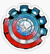Civil War Sticker