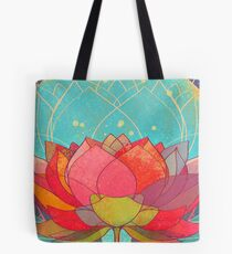 space lotos Tote Bag
