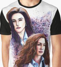 Agents Bering & Wells Graphic T-Shirt