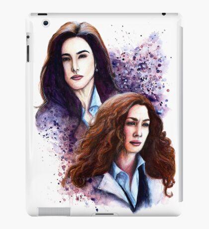 Agents Bering & Wells iPad Case/Skin