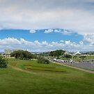Panorama of the Brasília skyline by Frans Harren