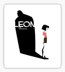 Léon the professional  Sticker