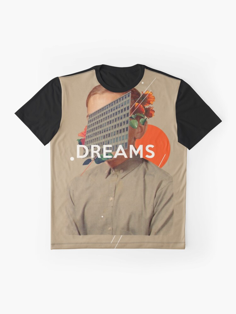 Alternate view of Dreams Graphic T-Shirt