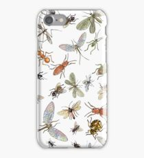 Creepy crawlies iPhone Case/Skin
