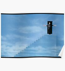 Jim carrey Truman show poster, pillow and apparel Poster