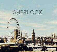 sherlock  by indieyouth