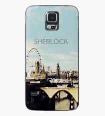 sherlock  Case/Skin for Samsung Galaxy