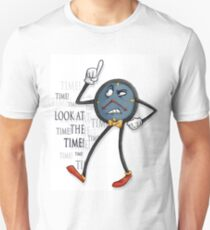 Don't Hug Me I'm Scared - TIME T-Shirt