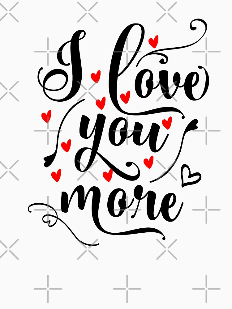 I Love You More by STRADE