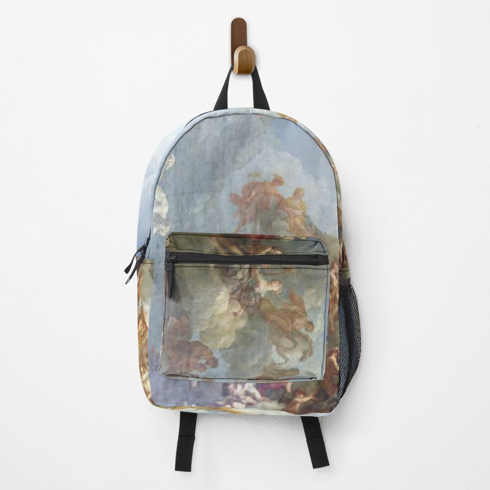 Ceiling at Versaille Renaissance Painting  Backpack