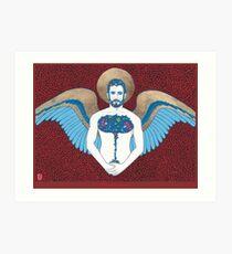Guardiam Angel Art Print