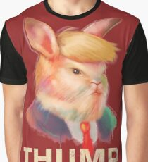 Donald Thump Graphic T-Shirt