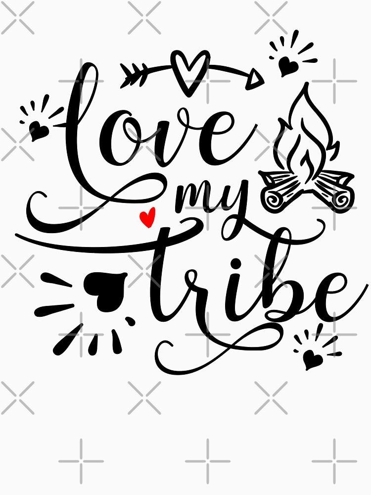 Love My Tribe - Valentine GIFT by STRADE